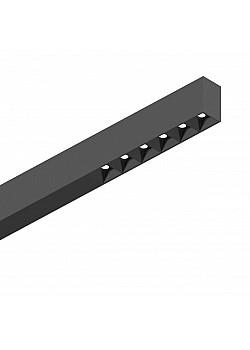 Подвесной светодиодный светильник Ideal Lux Fluo Accent 1200 3000K Bk