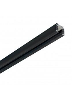 Шинопровод трехфазный Ideal Lux Link Trimless Profile 2000 Mm Bk On-Off